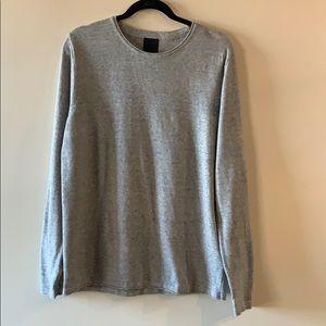 H&M NWOT mens crewneck sweater